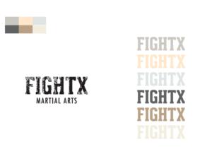 Fightx logo