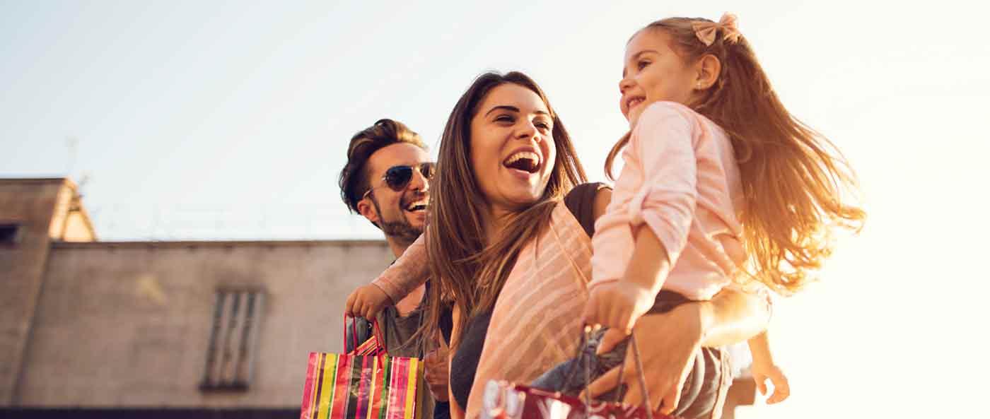Family- Happy - Child