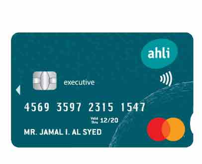 Executive Credit Card
