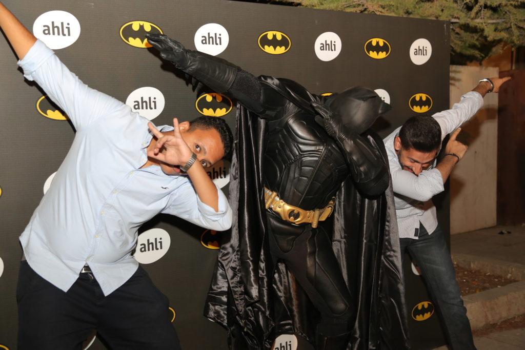 ahli Bank Celebrates Batman Day1